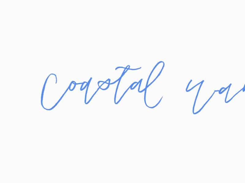 Coastal Wandering Food Blog