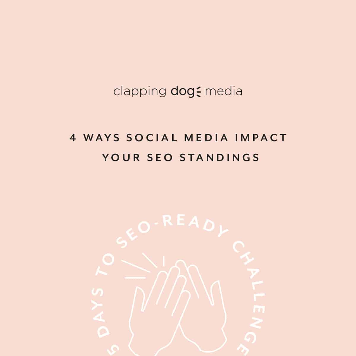 Clapping Dog Media Instagram Graphic