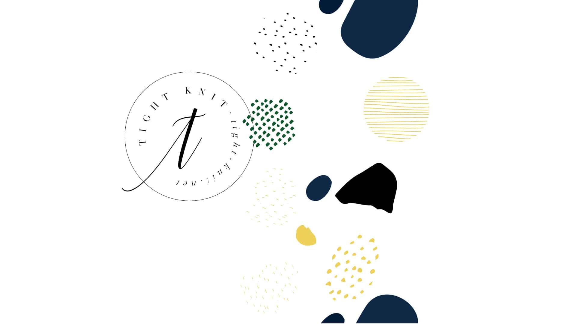 Tight Knit Branding Mark by Shay Bocks