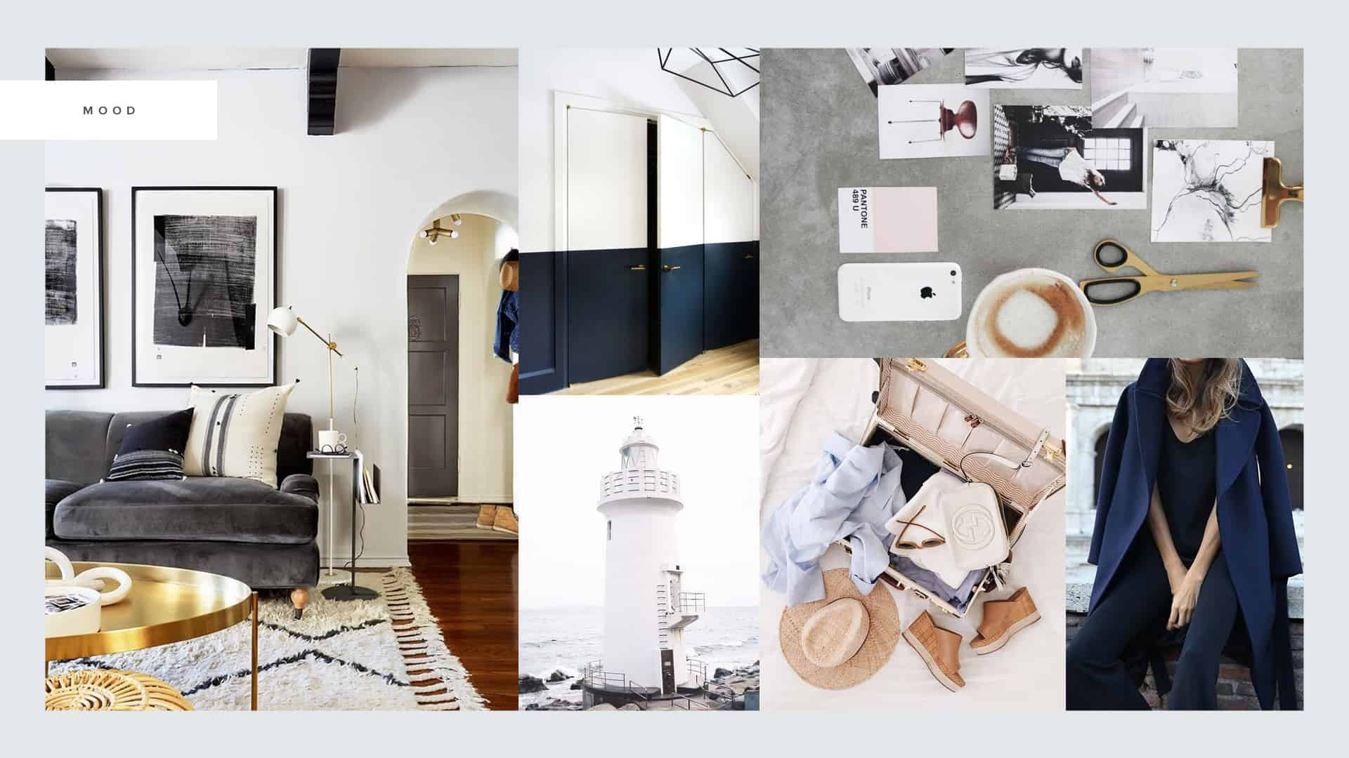 Tight Knit Brand Clarity Moodboard