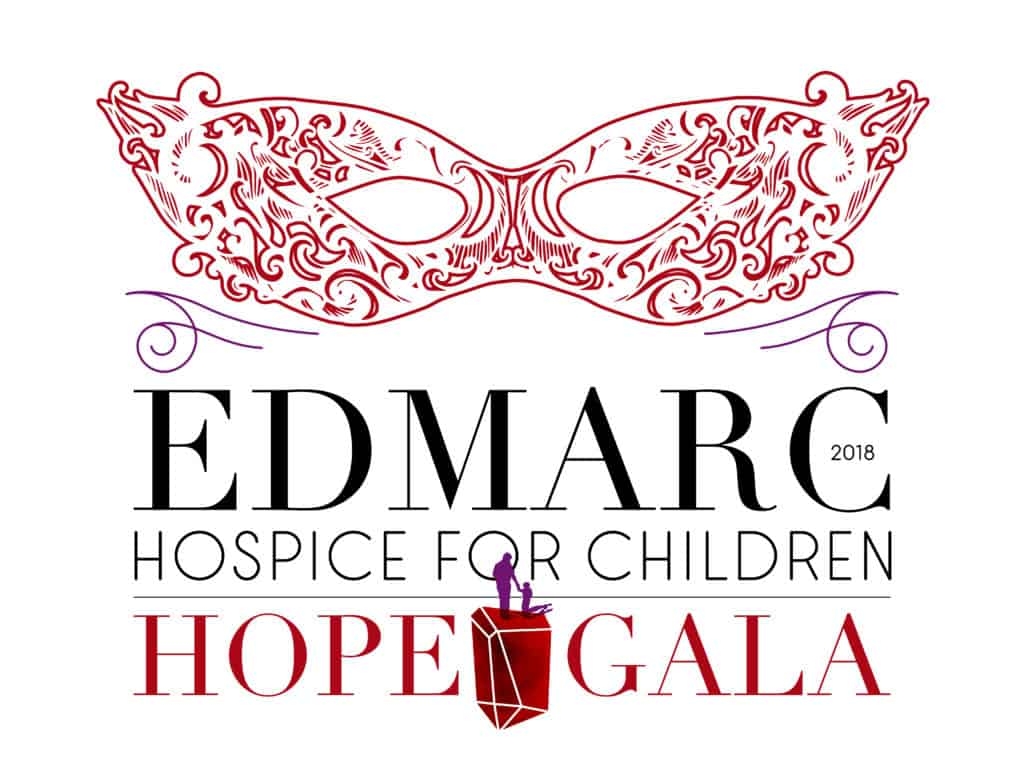 Edarc Gala Branding Logo