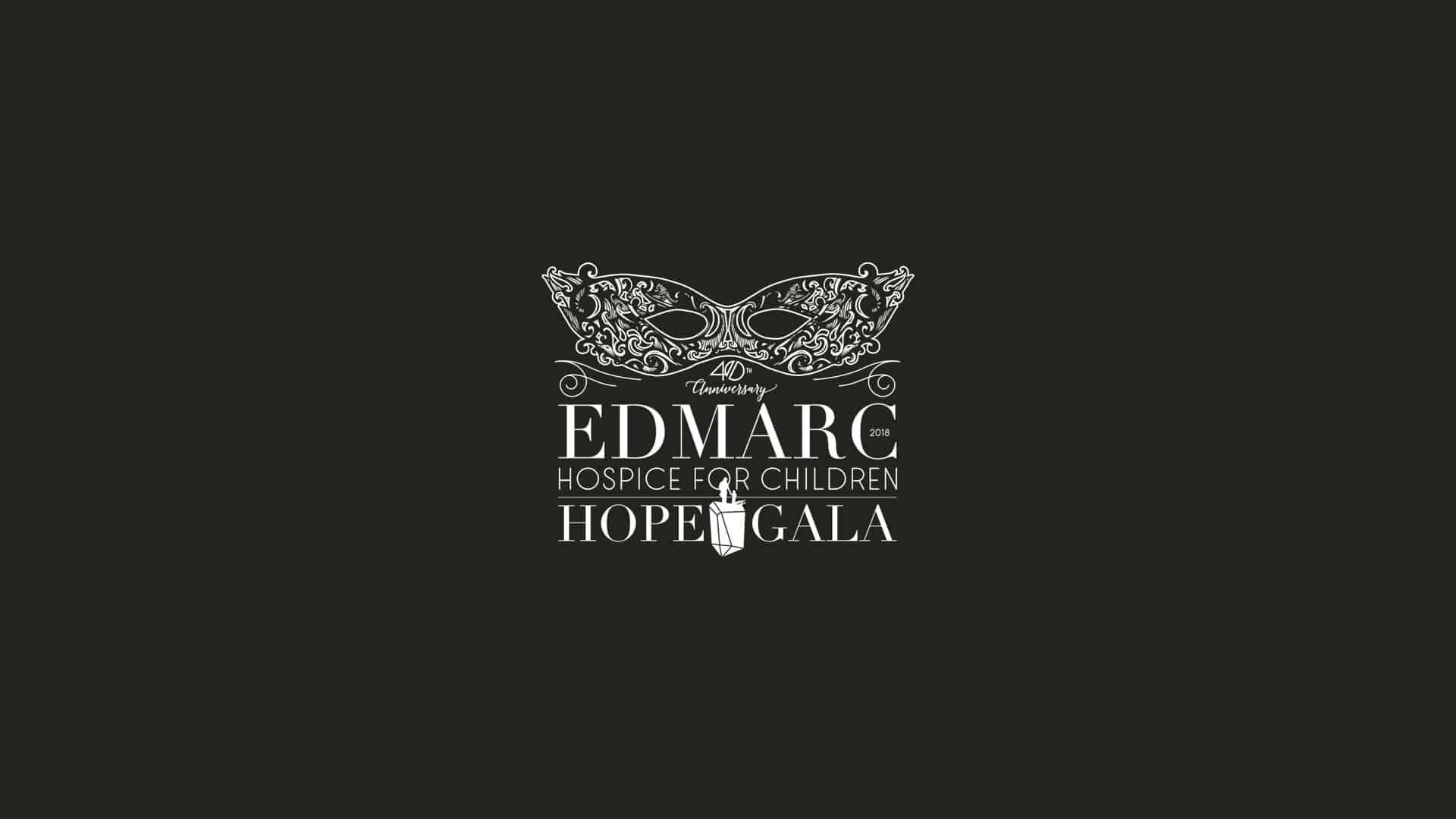 Edmarc Hope Gala Branding